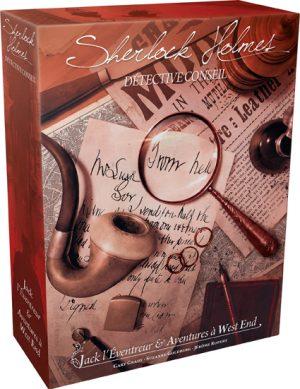 Sherlock Holmes Détective Conseil