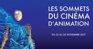 16e édition des Sommets du cinéma d'animation