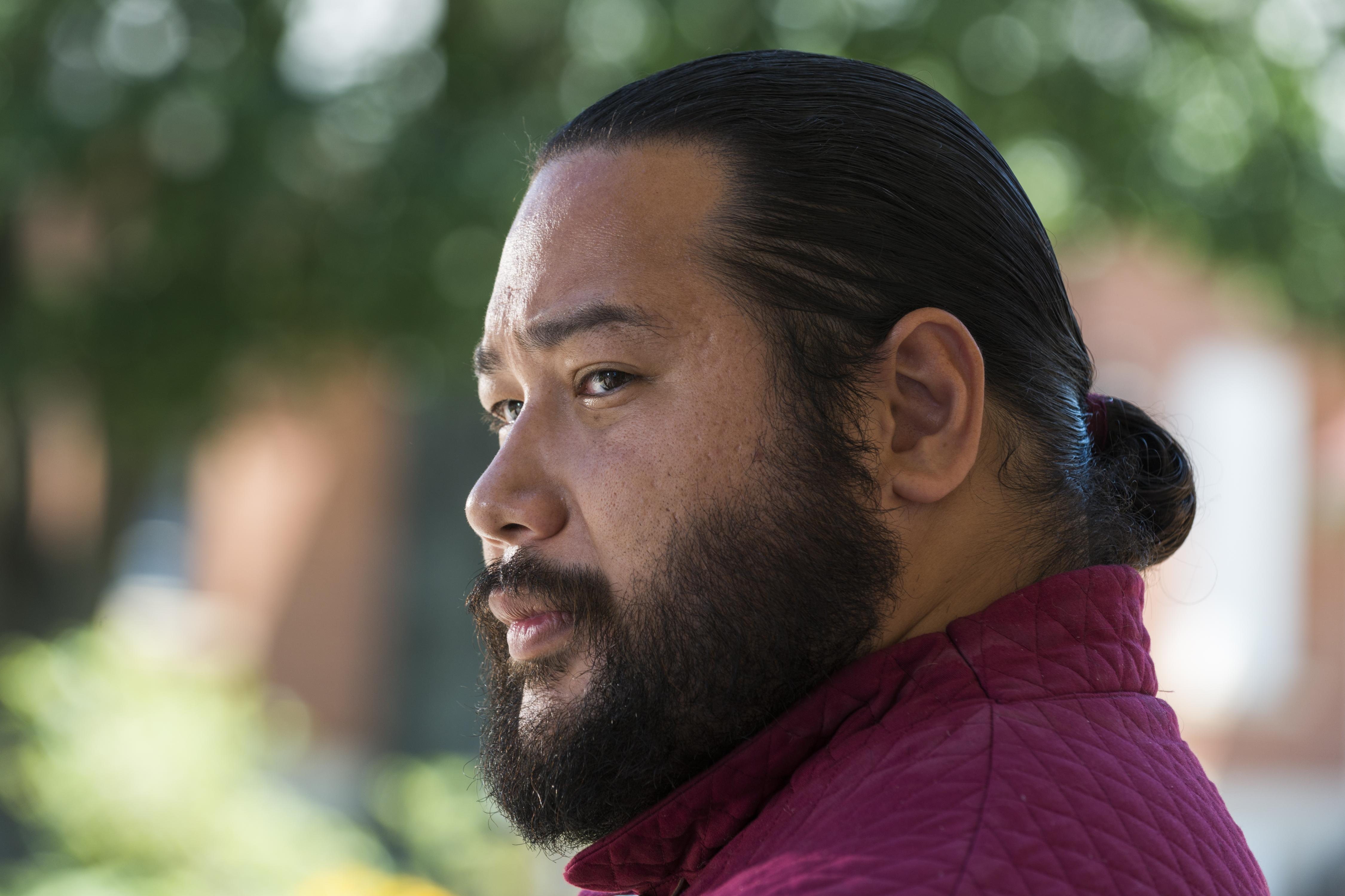 Jerry (Cooper Andrews) - The Walking Dead Saison 8 Épisode 6 - Photo : Gene Page/AMC