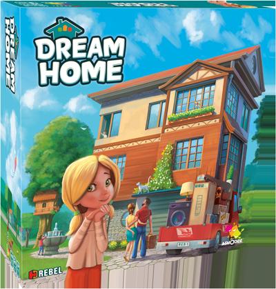 Boîte de Dream Home
