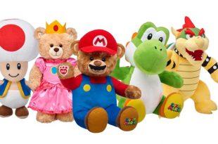 Nintendo et Build-A-Bear