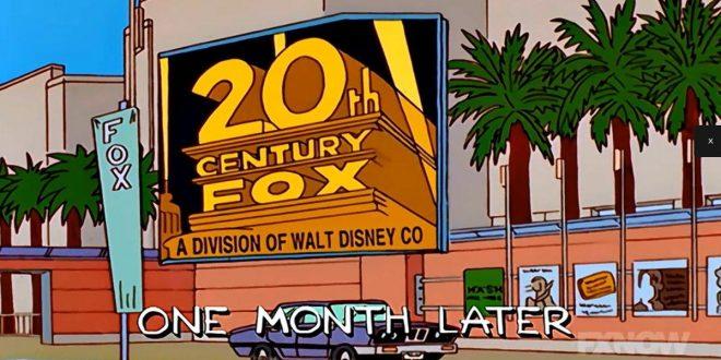 [Flash] Disney achète la partie cinéma-télé de la 21st Century Fox
