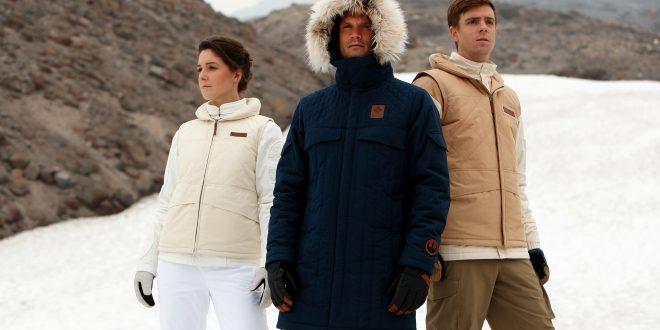 Star Wars et Columbia vous gardent au chaud cet hiver!