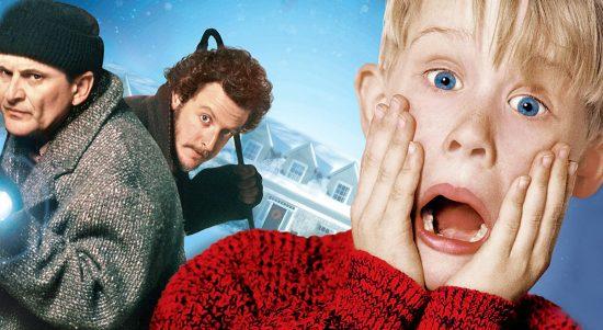 Sorti en 1990, Home Alone est un classique de Noël des temps modernes