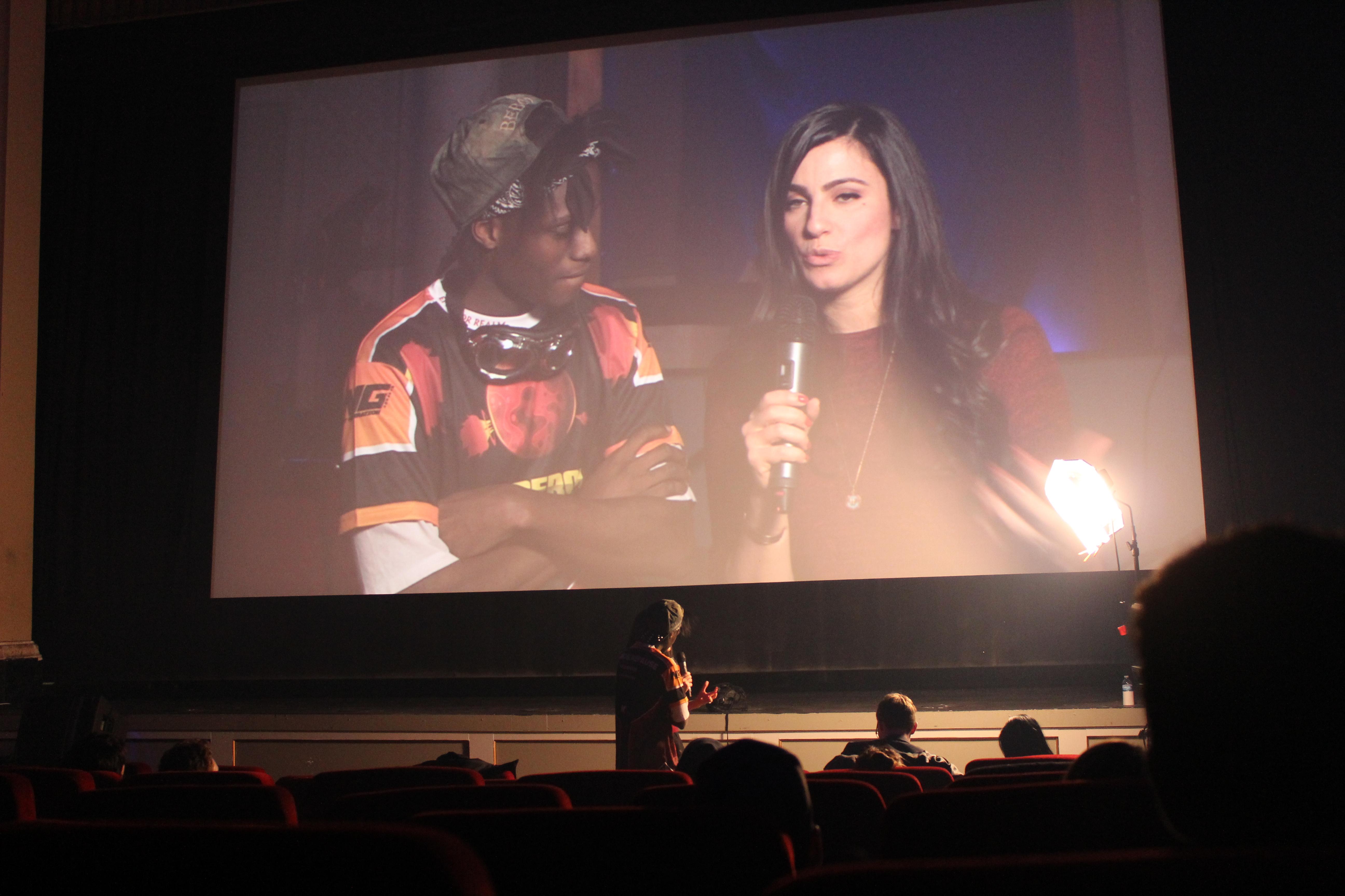 L'animatrice Marissa Roberto est particulièrement populaire auprès de la communauté de joueurs canadienne