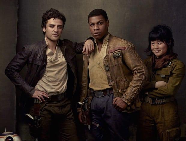 Les événements dans Les Derniers Jedi mettront les membres de la Résistance à rude épreuve