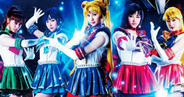 Sailor Moon Paris Musical