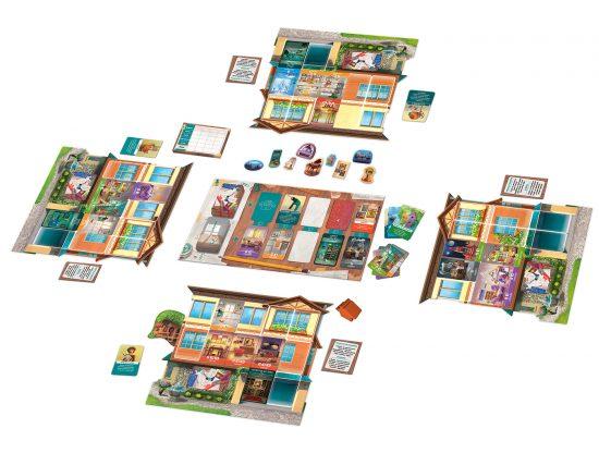 Dream Home à 4 joueurs