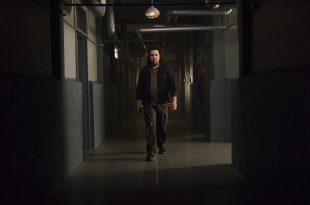 Dr. Carson (R. Keith Harris), Dr. Eugene Porter (Josh McDermitt) - The Walking Dead Saison 8 Épisode 7 - Photo : Gene Page/AMC