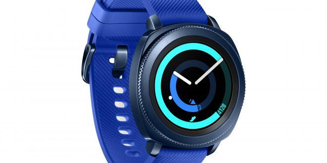 Samsung Gear Sport: la montre pour sportifs connectés