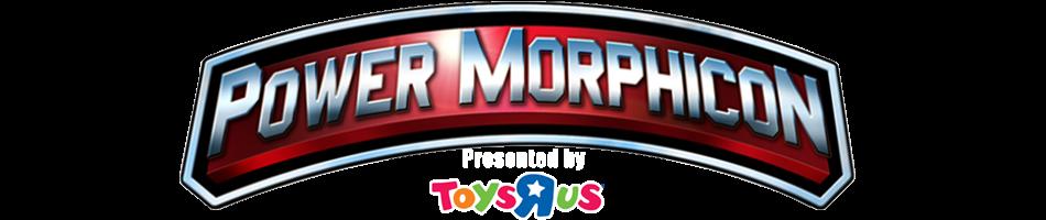 25e anniversaire des Power Rangers - Power Morphicon