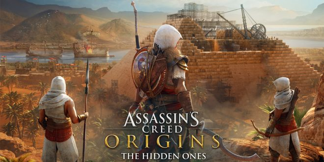 Les détails des modules d'extension d'Assassin's Creed Origins sont connus