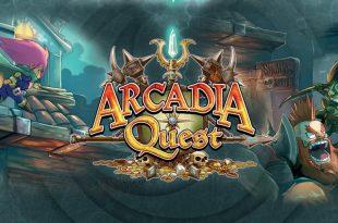 Arcadia Quest Bannière