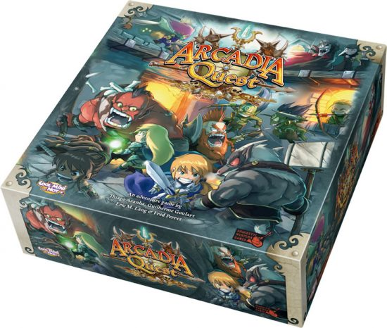 Boîte Arcadia Quest