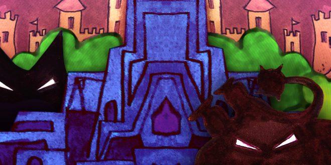 Série Onivers – Onirim, les portes du rêve