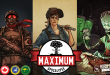 Maximum Apocalypse: à mi-chemin entre Catane et Zombicide