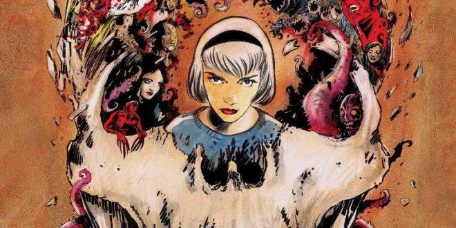 Sabrina l'apprentie sorcière aura bientôt une série sur Netflix!