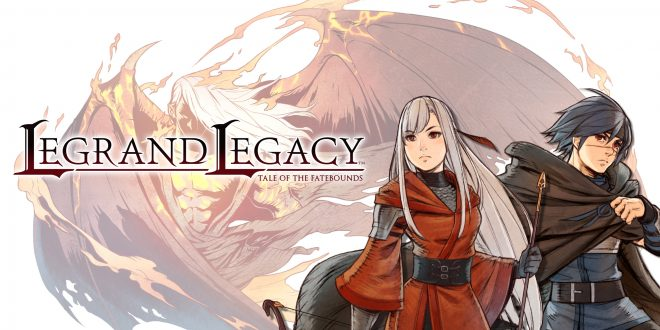Legrand Legacy : Tale of the Fatebounds – Un JRPG nostalgique