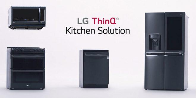 LG ThinQ et Alexa