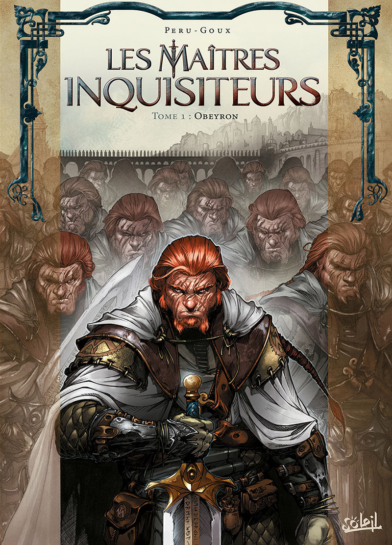 Maitres Inquisiteurs la BD 1