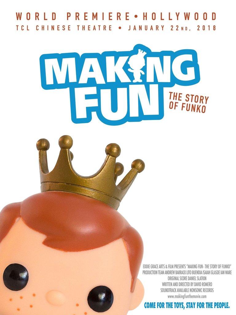 Affiche_premiere_Making_the_fun_Funko
