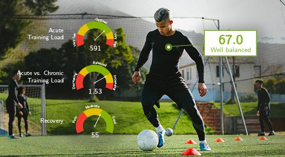 [CES2018] Player Status Analysis: réduire le risque de blessure sportive