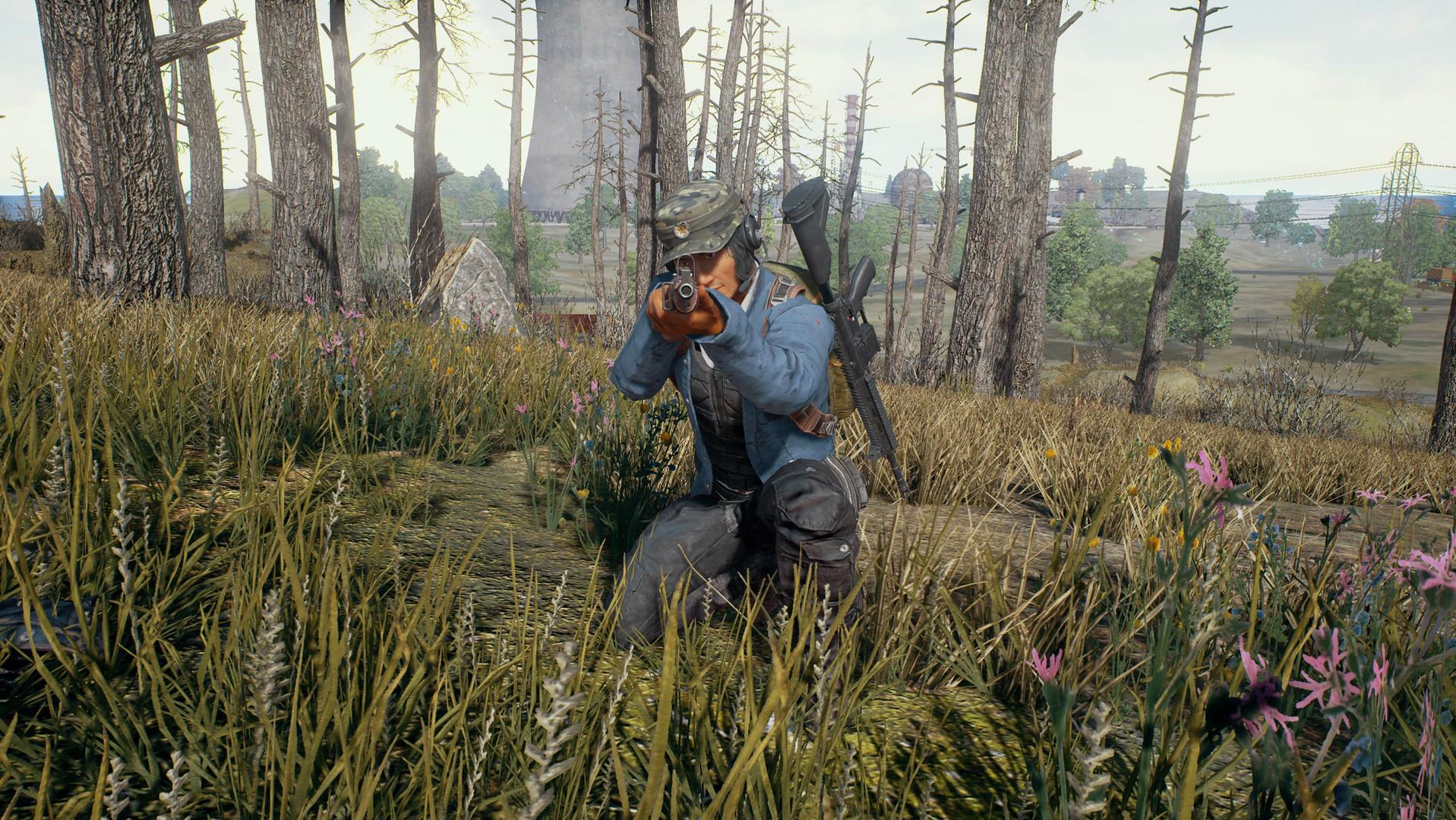 Dans PlayerUnknown's Battlegrounds, vous tenterez d'être le dernier joueur vivant dans un grand terrain de jeu sanglant.