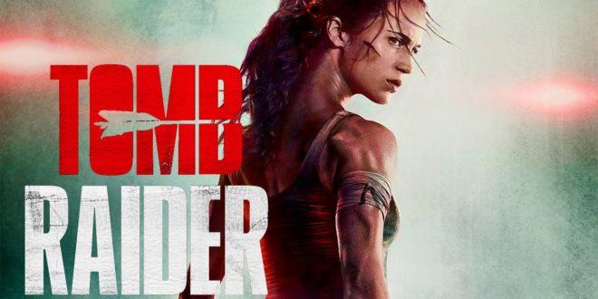[Flash] Une nouvelle bande-annonce pour le film Tomb Raider!