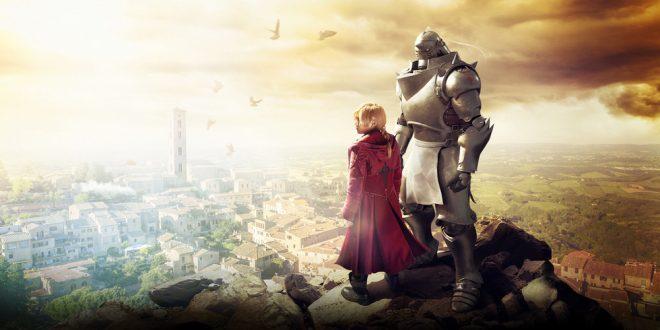 Fullmetal Alchemist – Le film basé sur le manga est arrivé sur Netflix