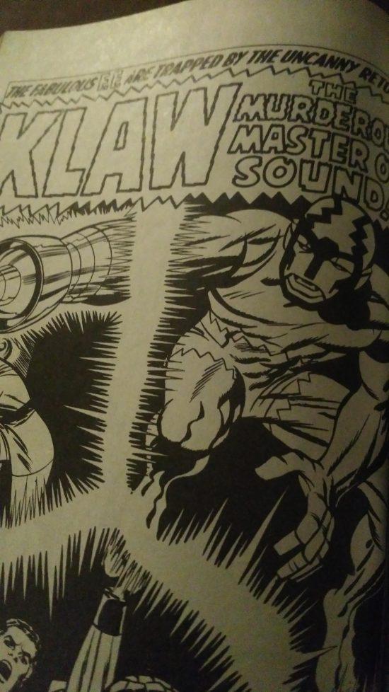 Black Panther Ulysses Klaw