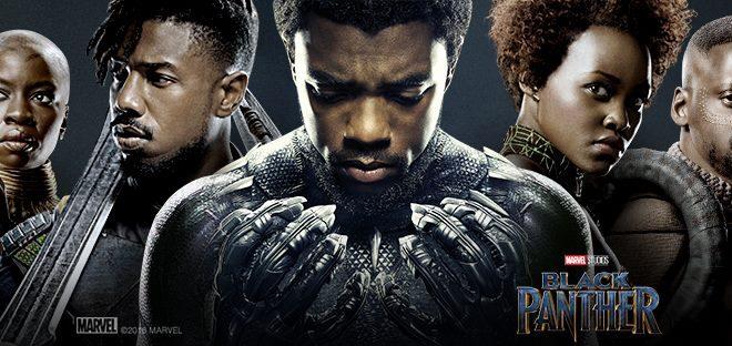 Panthère Noire – Le retour du roi panthère