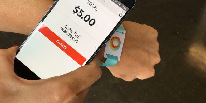 Le bracelet olympique est fait au Québec par Connect&GO