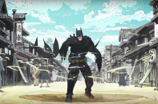 Batman Ninja Film