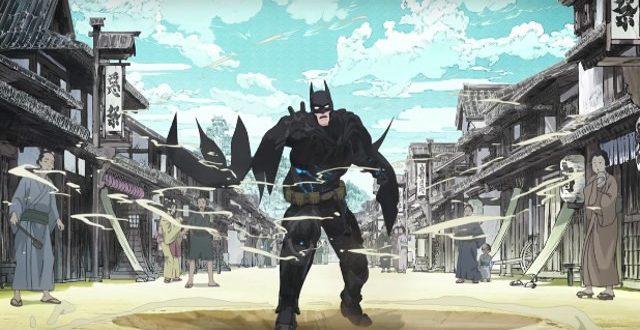Première bande-annonce anglaise pour le film Batman Ninja