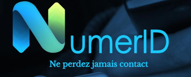Gérer ses contacts avec NumerID, c'est simple comme bonjour!