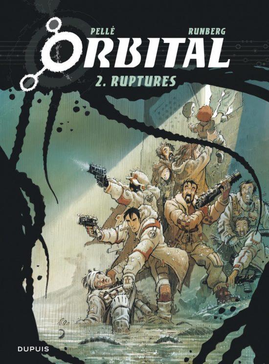 Orbital Tome 2 : Ruptures