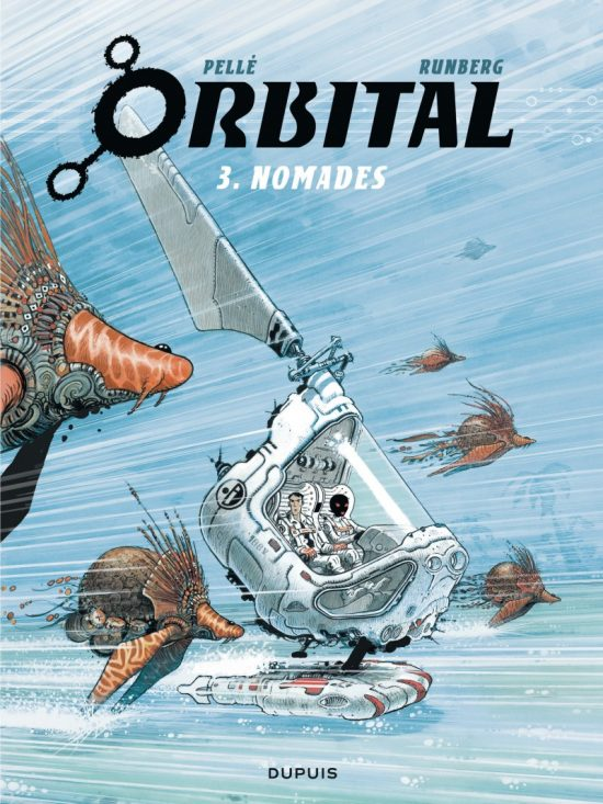 Orbital Tome 3 : Nomades