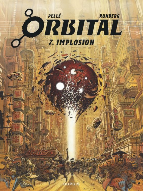 Orbital Tome 7 : Implosion