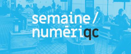 Semaine numérique de Québec 2018