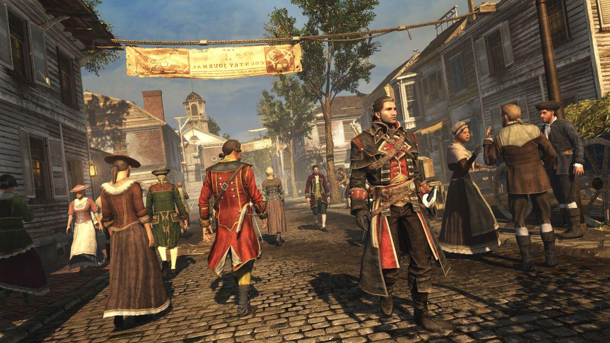 Dans Assassin's Creed Rogue, vous incarnez le personnage de Shay, un ex-Assassin qui a rejoint le camp ennemi, les Templiers. | Assassin's Creed Rogue Remastered