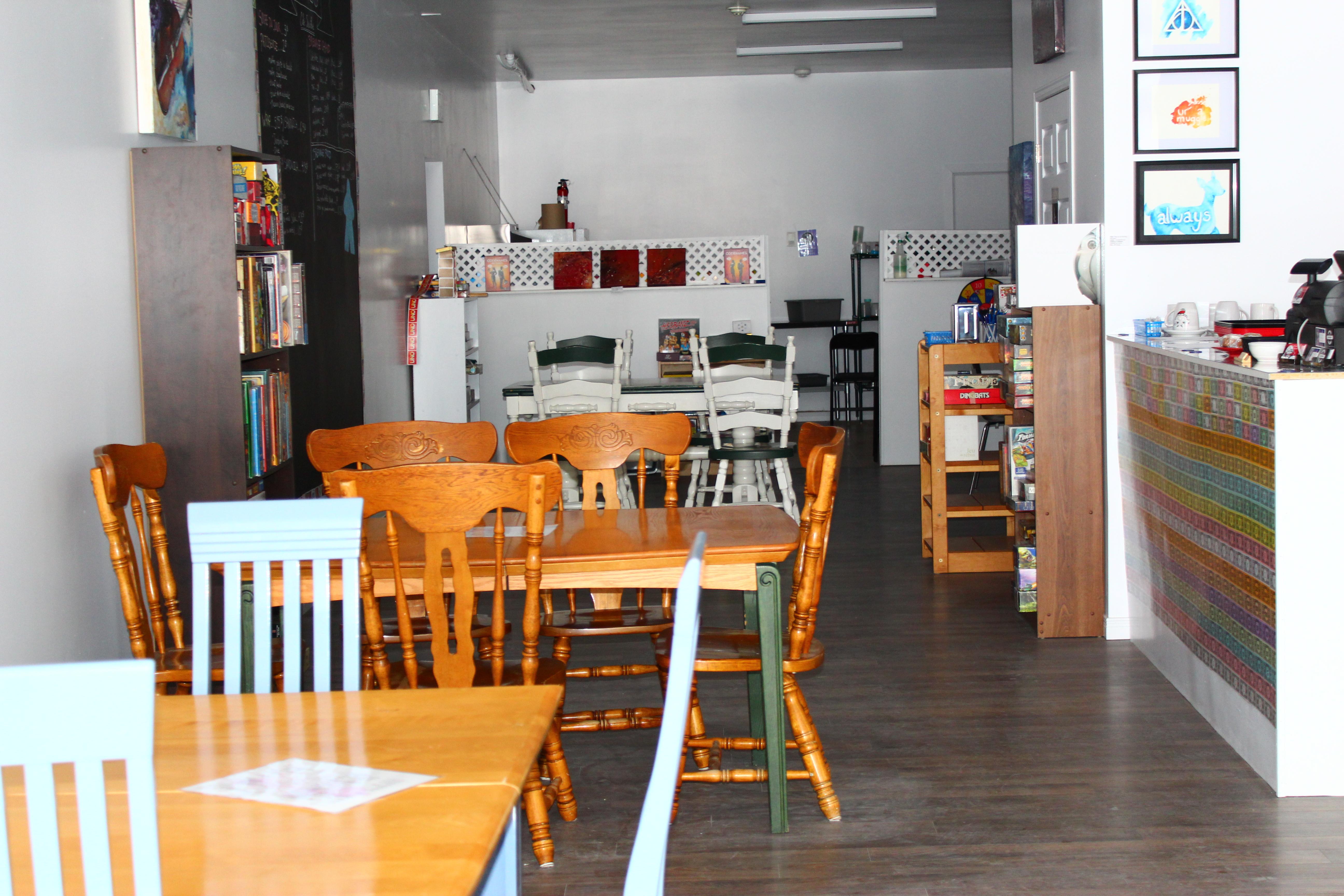 Café Socié Thé