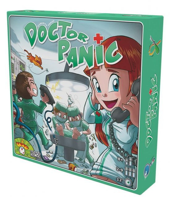 Doctor Panic boite