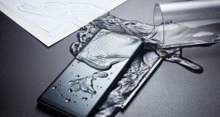 Samsung Galaxy Note8 - IP68