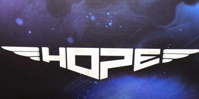 HOPE, le dernier espoir de l'Univers!