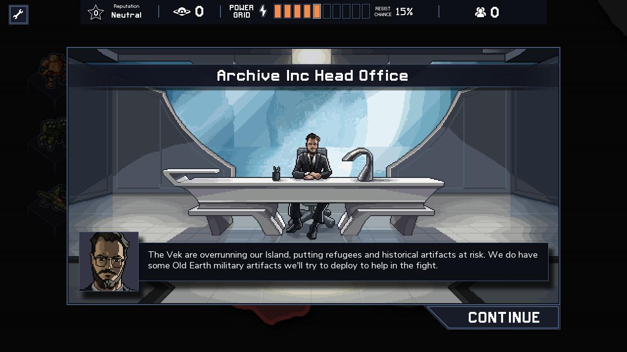 Into the Breach - Mission