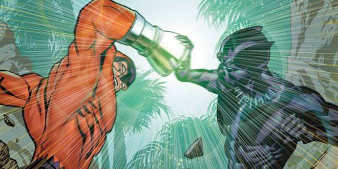 Les origines de la Panthère Noire de Marvel