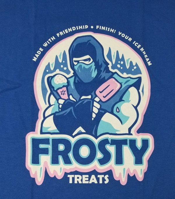 logo T-shirt Frosty Treats