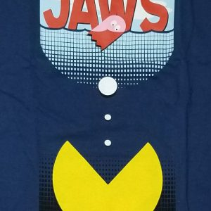 Jaws X Pac-Man