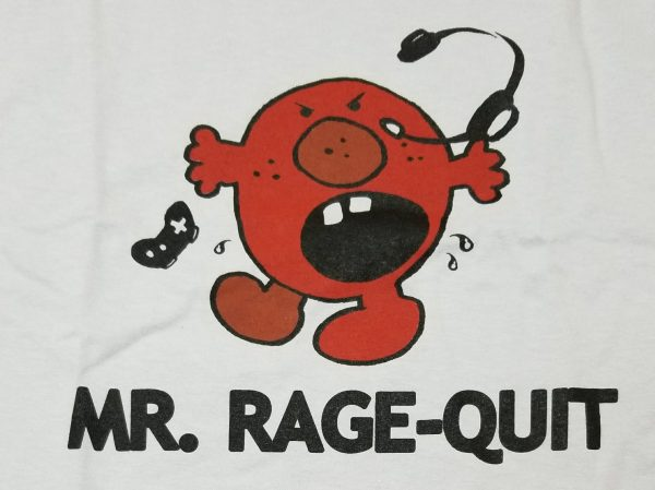 Mr Rage-Quit