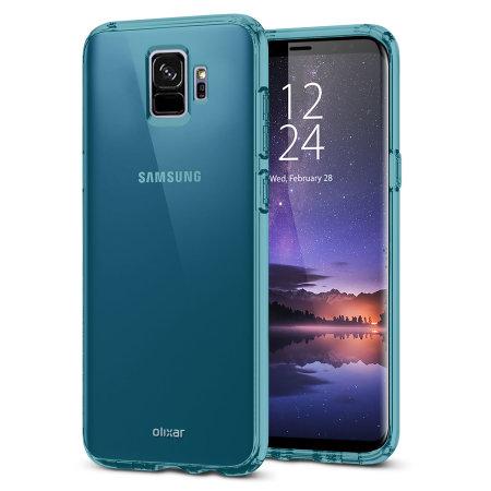 Étui en gel Olixar FlexiShield pour Samsung Galaxy S9/S9+